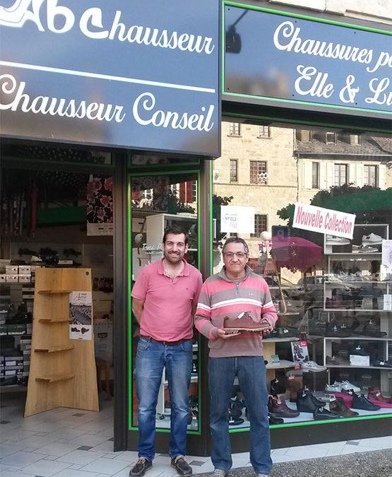 AB'Chausseur : premier distributeur des chaussures Prod'Aubrac en Lozère